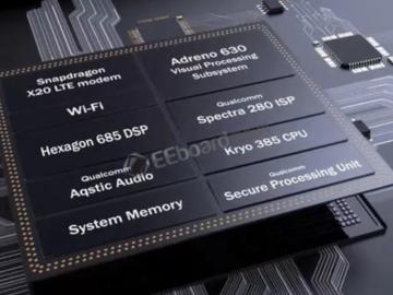 Snapdragon XR1的芯片支持语音控制和头部跟踪交互