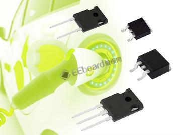 Vishay发布通过AEC-Q101认证的新款高压晶闸管和二极管