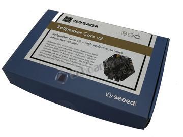 (金鼠纳福)ReSpeaker Core v2.0测评——DIY属于自己的AI音箱