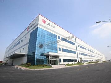 第二座电动汽车电池工厂在华筹建,LG化学投资20亿美元