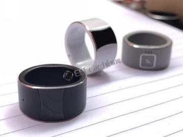 取代智能手环的智能戒指来了?
