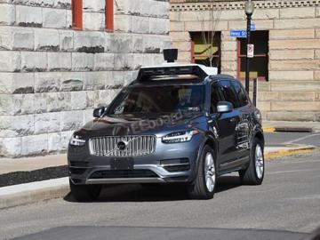 Uber恢复自动驾驶测试任务,以人工辅助驾驶为主
