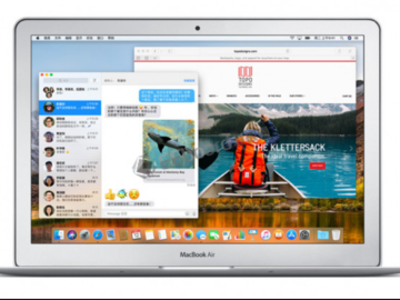 MacBook Air 屏幕也要迎来新生了——或将使用Retina 屏幕