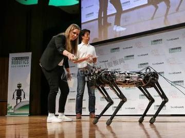 MIT发明了轻松爬楼梯的盲人机器人——第三代猎豹机器人