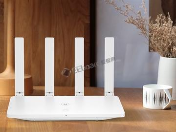 华为全新路由器WS5102将正式开卖,真双频1200M Wi-F