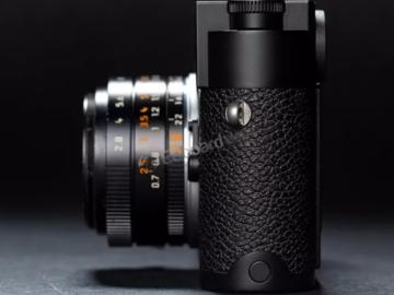 徕卡的M相机新品,最安静的快门