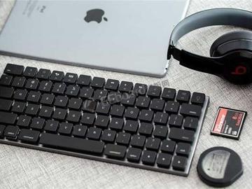 机械键盘可连接三台设备?Mac专用键盘众筹ing