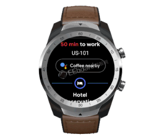谷歌正在努力改进Wear OS智能手表用户界面