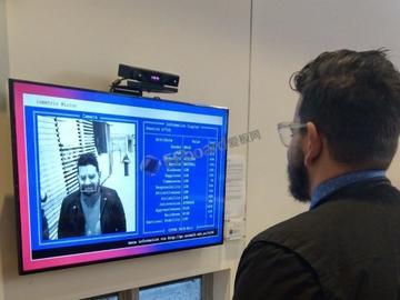 墨尔本大学的一面镜子反应面部识别的技术缺陷