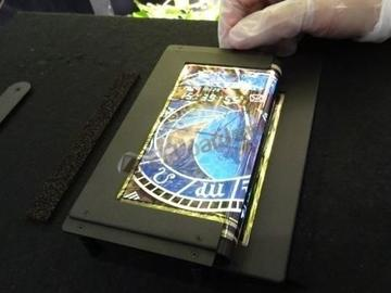 想不想把你的iPhone叠起来?苹果申请新专利