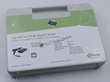 小封装、大能量,英飞凌SOT-223 封装CoolMOS用于45W高效率高性价比电源适配器