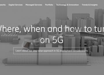 十年的合作伙伴,5G时代将发挥重要作用
