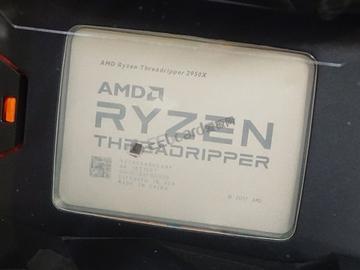 第二代锐龙线程撕裂者Ryzen ThreadRipper发烧处理器开卖