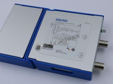 虚拟示波器还有明天吗?——OSC802实测+拆机