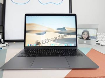 [视频]2018款MacBook Air评测:入门级Mac电脑