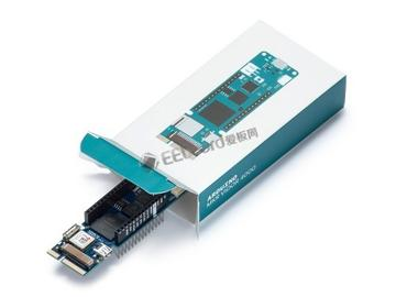 用MCU的方式玩FPGA——Arduino MKR Vidor 4000评测