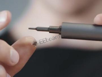 [视频]Standmac推出Wowstick Mini电动螺丝刀,笔式外形