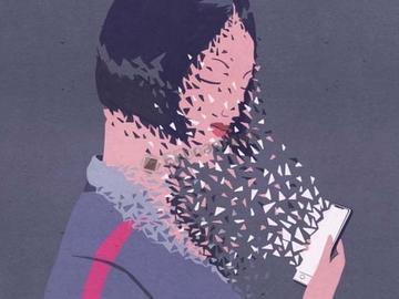 你的大脑和手机之间,到底还有没有界限?