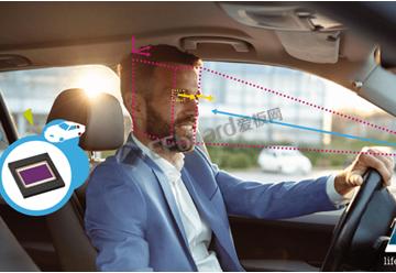 ST图像传感器可提高近红外线的清晰度,实现驾驶员监控