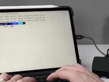 難以置信:樹莓派4B居然是iPad Pro最完美的搭檔