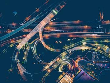智慧交通之智能路灯电路设计方案原理图分析