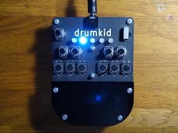 基于Arduino的低保真数字鼓机电路方案设计