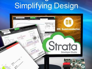 安森美半导体推出业界最完整的研发、评估和设计工具 Strata Developer Studio™