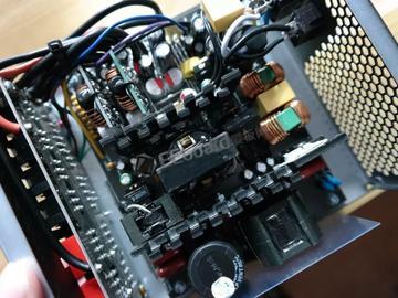 Tt Smart G 550W金牌全模组电源拆解:口碑不错,实力如何呢?