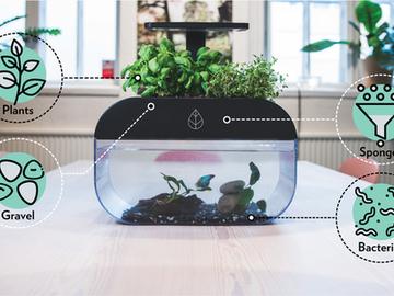 自己动手DIY一个智能鱼缸:原理图设计与电路分析