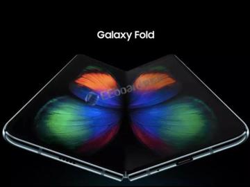 三星发布全球首款折叠屏手机,售价一万三起