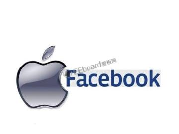 苹果和Facebook开战?都想在IM、智能硬件等业务分杯羹