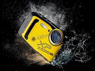 富士新推出坚固型傻瓜相机FinePix XP140:专为户外用户而设计