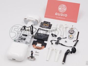 全网首拆:苹果国行AirPods二代,H1芯片太牛了
