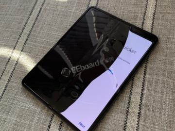 可折叠屏发布为时尚早——Galaxy Fold发布会取消