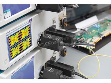 实时示波器在新一代光接口时域测试上的应用