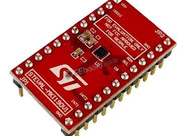 搭载全球首款集成三轴加速度计&温度计的单芯片传感器——ST STEVAL-MKI190V1开发板初探
