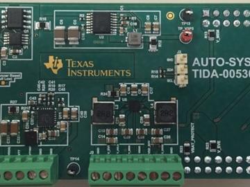 基于CAN通信系统的汽车ECU电路设计