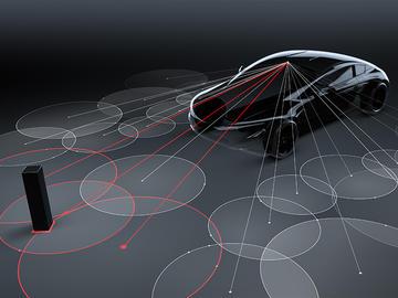 固态激光雷达将引领汽车自动驾驶