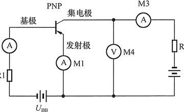 根据基尔霍夫定律解析NPN型的BJT