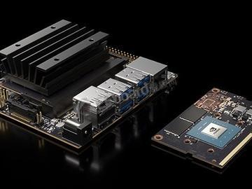 比树莓派4更棒的深度学习单板计算机英伟达Jetson Nano