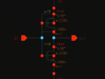 【教程】集成电路设计——反相器