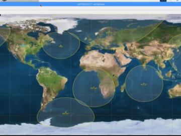 用树莓派追星——卫星轨迹追踪器