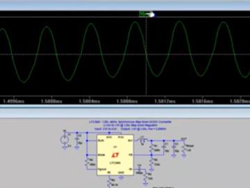 【LTspice模擬】使用.STEP命令對電路進行重復分析
