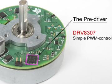 这里有两个控制无刷电机转速的参考设计,请注意查收。
