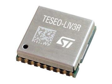 突破尺寸极限,意法半导体微型导航跟踪模块Tesco-LIV3R解析