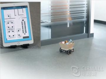 电路城每周电路精选系列——工程师最爱的可手动绘制路线智能小车