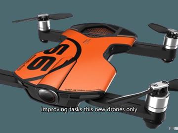 无人机新发明,这里有十款