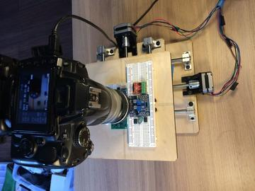 DIY一个千亿像素的显微镜,只需要Arduino即可