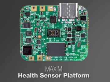 智能家居/可穿戴设备产品一板搞定,美信MAXREFDES100开发平台