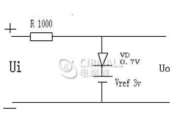 什么是下限幅电路